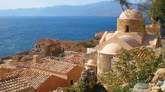 Monemvasia, Lakonia, Greece