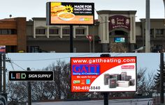 Getting Your Own Custom Billboard from LED Sign Supply