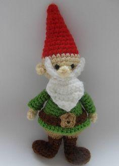 Free Download. Ravelry: Dwarfy the Travelling Gnome pattern by Justyna Kacprzak