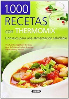 Resultado de imagen de libro de recetas thermomix