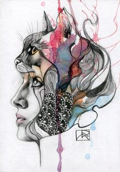 lohrien: Illustrations by Patricia Ariel  ... | AFA - art for adults