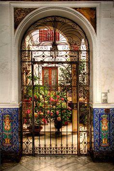Edyblog: Patios Sevillanos