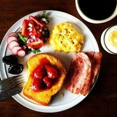 Kei Yamazaki @keiyamazaki Today's breakfast...Instagram photo   Websta (Webstagram)
