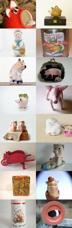 My Piggy Bank is Full! by Anne Freeman Images on Etsy--Pinned with TreasuryPin.com