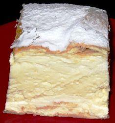 5 (100%) 1 glasova Sastojci: 1 pakovanje lisnatog tijesta 6 jaja 20 kašika šećera 2 l mlijeka 0,5 l vode 2 vanilin šećera 5 ka≻ Baking Recipes, Cookie Recipes, Dessert Recipes, Croation Recipes, Albanian Recipes, Yogurt Dessert, Kolaci I Torte, Torte Cake, Sweet Cakes