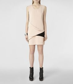 Sofia Dress AllSaints