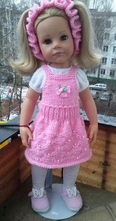 """Artista moderno 18-19/""""//American Girl Doll Roupas"""