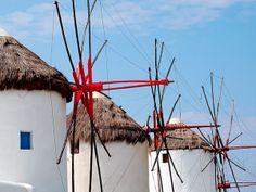 Mykonos Windmills  http://www.mykonos-web.com