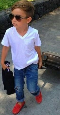 Boys Style #fashion #kids