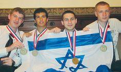 Jóvenes israelíes ganan en Olimpíada de Química