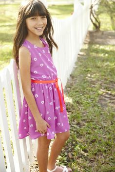 Dress em' up in pretty floral prints!(jcp.com 306-6031)