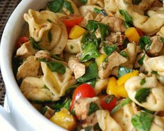 6 Light Pasta Dishes for Summer