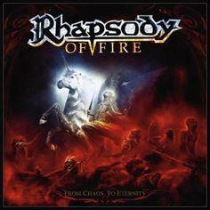 Con il loro decimo album i #RhapsodyOfFire completano la saga fantasy. Symphonic Metal fulminante e magnifico pieno di magia, mistero e bellezza epica.