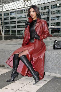 LD261 | by leatherkiller@ymail.com Lederlady ❤