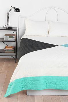 Assembly Home Colorblock Quilt  #UrbanOutfitters