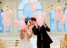 ディズニーが大好きなプレ花嫁さんへ♡結婚式で使えるディズニーモチーフのアイテムまとめ*