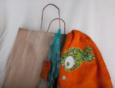 Toalla personalizada + special packaging