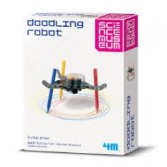 Science Museum Doodling Robot Kit