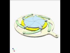 Más de 1700 mecanismos animados - Laborando