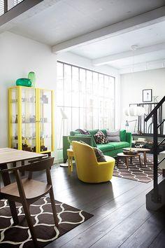 Ikea Stockholm grün
