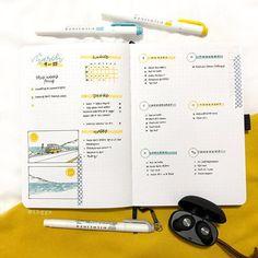 Bullet Journal 2020, Bullet Journals, Journal Paper, My Side, Bullet Journal Inspiration, Stationery, Layout, Lettering, Business