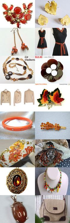 October Splendor From team Love Group  by Tracy B on Etsy--Pinned with TreasuryPin.com