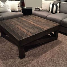 Captivating Coffee Table 4x4