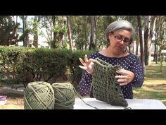 Bolso de Red con Trapillo - YouTube Macrame, Make It Yourself, Youtube, Crochet Snood, Totes, Zapatos, Olive Tree, Trapillo, Crocheting