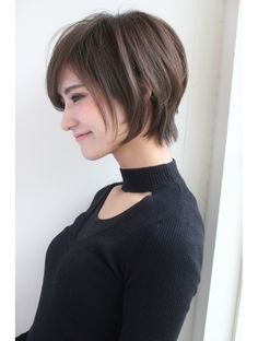 Pin on hairstyle design Pin on hairstyle design Japanese Short Hair, Asian Short Hair, Short Hair Styles Easy, Girl Short Hair, Short Hair Cuts, Girls Short Haircuts, Short Layered Haircuts, Hair Color And Cut, Cut My Hair
