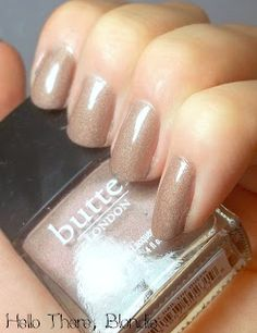 Butter London: All Hail The Queen | Hello There, Blondie!