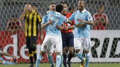 Sporting Cristal inició su participación en el grupo 4 de la Copa Libertadores con un empate 1-1 ante Peñarol en el Estadio Nacional. Febrero 19, 2016.