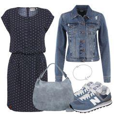 Freizeit Outfits: Ankerlook bei FrauenOutfits.de