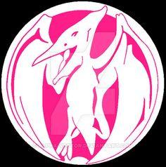 ZyuRanger - Ptera Symbol by Alpha-Vector on DeviantArt Power Rangers Tattoo, Power Rangers Time Force, Pink Power Rangers, Power Ranger Party, Kamen Rider Gaim, Pawer Rangers, Logo Reveal, Mighty Morphin Power Rangers, User Profile