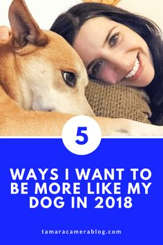 Dogs are loyal, judgement-free, happy, and committed to regular exercise. How could I NOT want to be just like my dog, Athena? Read 5 reasons why I want to be more like my dog in 2018, and how Planet Fitness can help! #ad #JudgementFreeZone #PlanetFitness