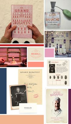 The Grand Budapest Hotel, is the newest film to be released from iconic director Wes Anderson. A gift to his fans that cannot resist his quirky imagination, precise aesthetic and settings filled with the greats from Hollywood.