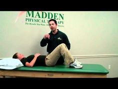 Top 3 Exercises for SI and Pelvic Instability Yoga, Si Joint Pain, Hip Pain, Tight Hip Flexors, Psoas Muscle, Back Exercises, Sciatica Exercises, Stretching Exercises, Stretches