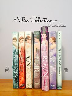 Its really annoying me that the crown is sticking out ocd Ya Books, Books To Buy, Library Books, I Love Books, Good Books, Books To Read, Book Memes, Book Quotes, Kiera Cass Books