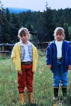 Trading their childhoods for unimaginable wealth and fame makes the little Oslen twins feel conflicted and sorta sad.