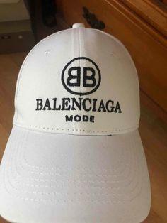 b171b53635d Balenciaga Caps Polo Baseball VETEMENTS Caps Leather Newest HOT Hats male  team  fashion  clothing