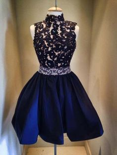 Blue dress ❤