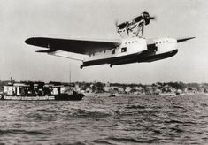 S. 55 One of the most successful flying boats of all time also happens to be a strange looking one. Tons of cargo across the water, speed records or wars, basically whatever history threw at it, the S.55 took it.