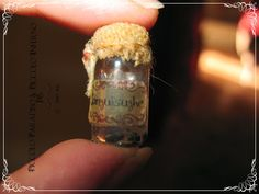 piccoloparadisofg: Miniature Horror