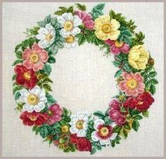 ellen maurer stroh - roses of the good old days