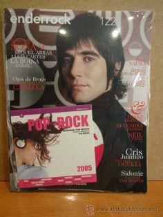 ENDERROCK Nº 122. DES - 2005 - PRECINTADA. CD / POP-ROCK DE CATALUNYA.