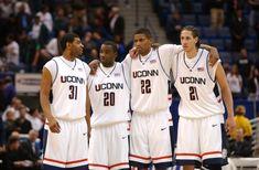 Uconn Basketball, Basketball Legends, College Basketball, Emeka Okafor, Sports, Tops, Hs Sports, College Basket, Sport