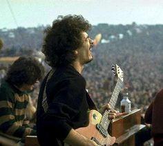 Carlos Santana, woodstock, yeah!