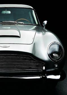F&O Fabforgottennobility — swstark:   Aston Martin DB5