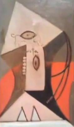 El vándalo que pinto sobre un Picasso, condenado a dos años de cárcel