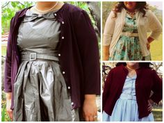 Curvy sewing collective - sewing with sweater knits. Tons of pattern suggestions!