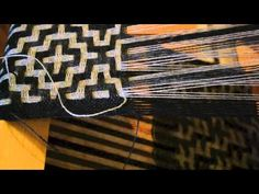 Selvedge Technique for Deflected Double Weave - YouTube Elisabeth Hill